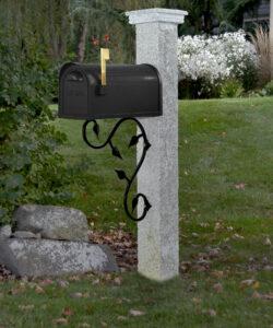 granite mailbox